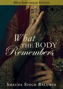 Book jacket: What the Body Remembers image of a Bride.
