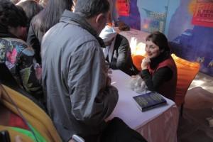 2013 JLF Punjabi by Nature panel 3 - SSB signing